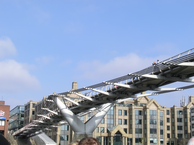 London City Guide: Millenium Bridge