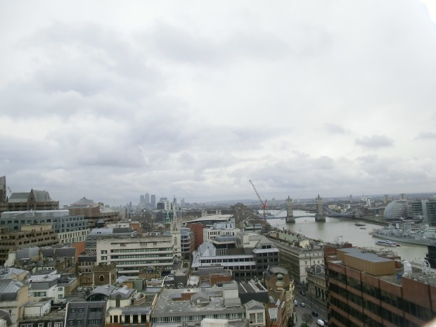 London City Guide: View From the Monument