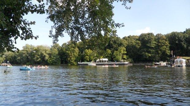 Berlin City Guide: Treptower Park