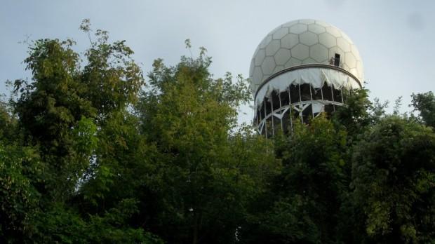 Berlin City Guide: Teufelsberg