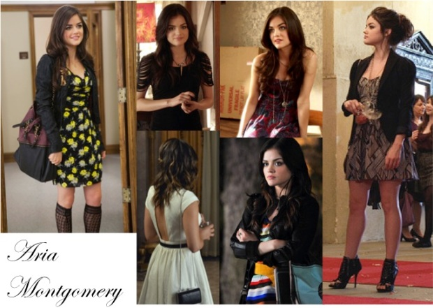 Aria Montgomery Pretty Little Liars Wardrobe