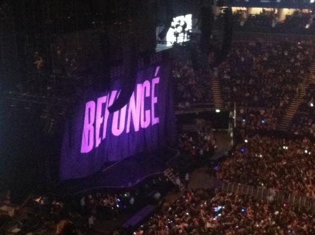 Beyoncé Concert O2 Arena London