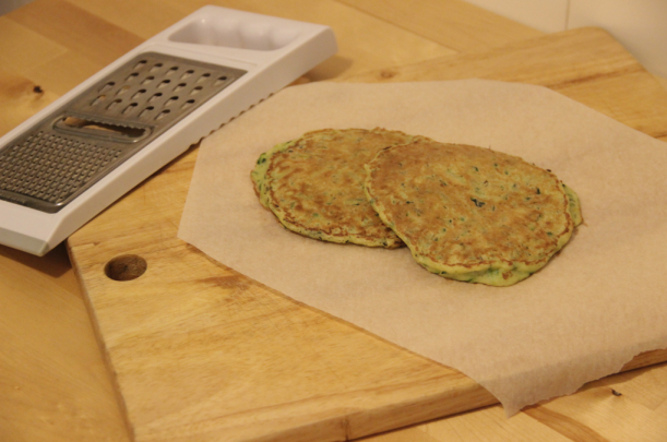 Yummy Courgette Fritters Recipe