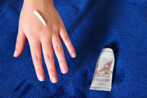6 Steps to a Perfect Manicure Hand Cream