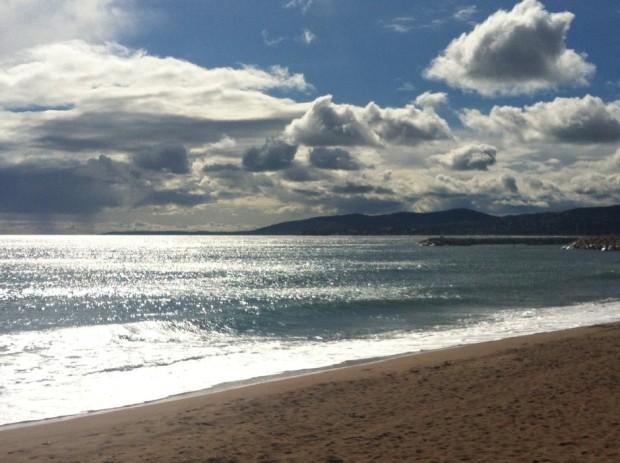 Sunday Snap: Nice Beach Promenade des Anglais
