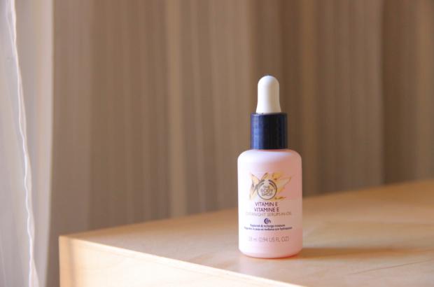 The Body Shop Vitamin E Serum-in-Oil