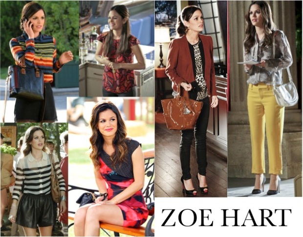 Zoe Hart Wardrobe