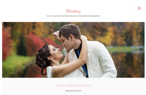 20 Tips for Building Your Wedding Website
