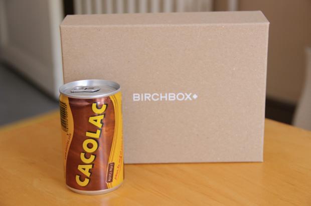 April Birchbox Cacolac