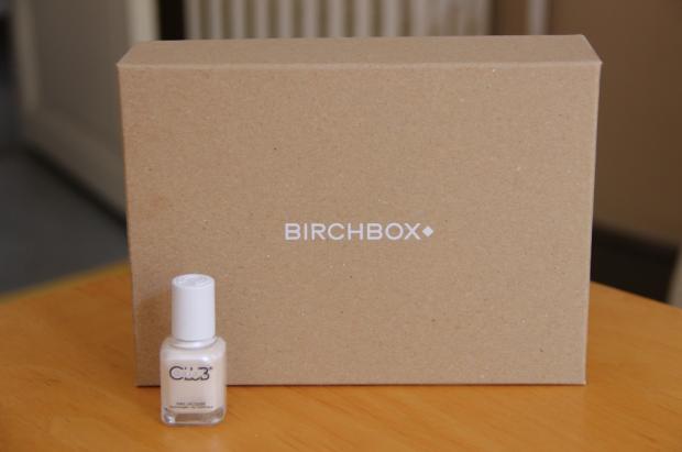 April Birchbox Color Club Nail Polish