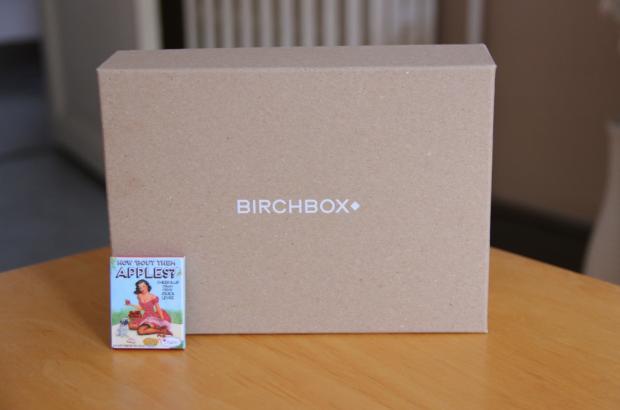April Birchbox How Bout Them Apples Blush