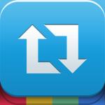 Repost app - my Favorite iPhone Apps