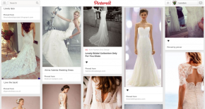 Wedding Dress Inspiration on Pinterest The London Turtle