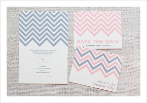 Wedding Invitations - The Wedding Chicks