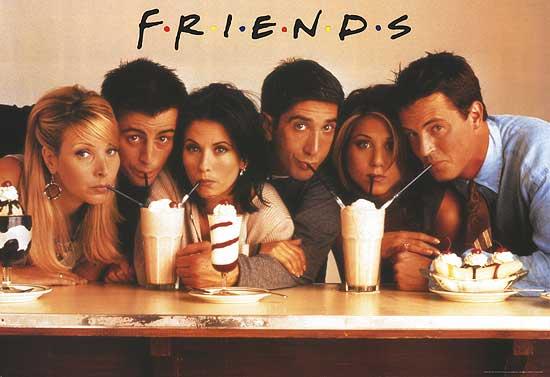 Friends 10th anniversary