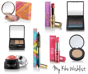 Kiko Wishlist All