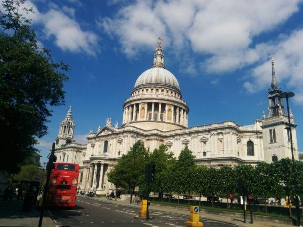 London Saint Pauls