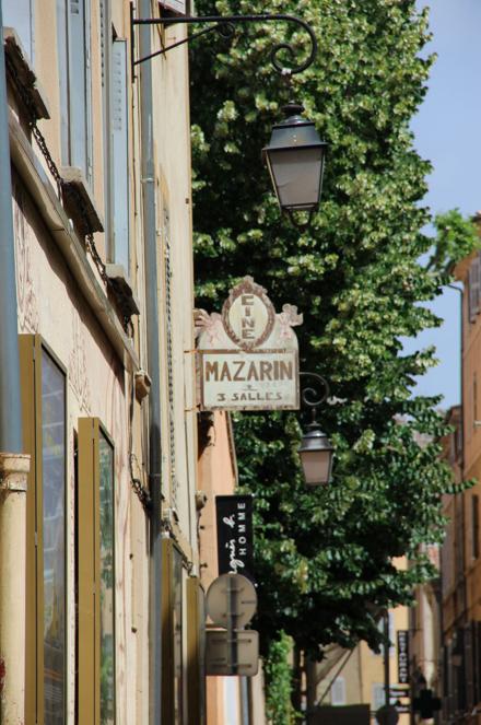 Aix en Provence Mazarin