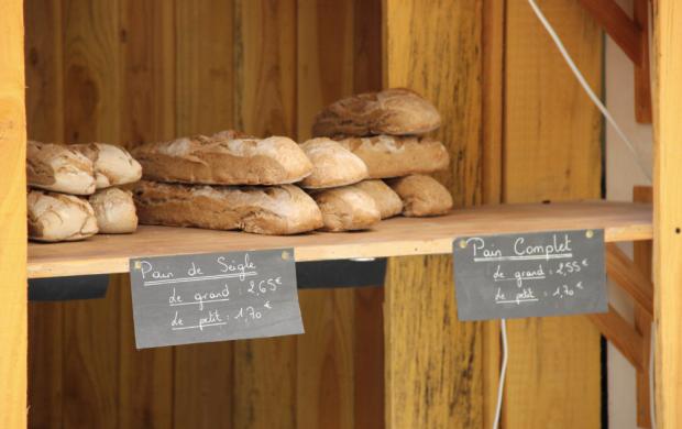 Aix en Provence Pain Boulangerie