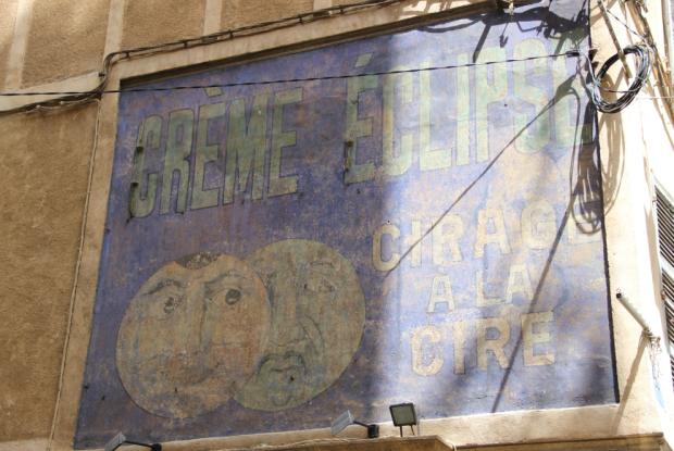 Aix en Provence Panneau