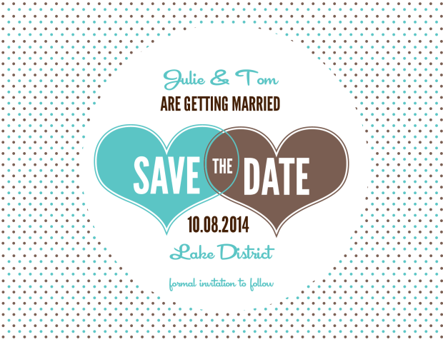 Save the Date Tips and Tricks