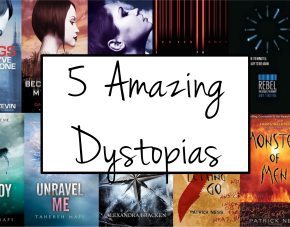 Amazing dystopia recommendations cover picture