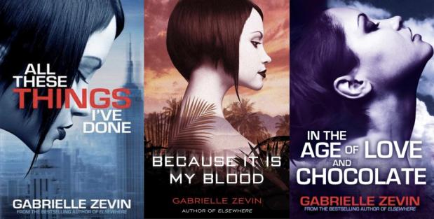 Gabrielle Zevin Birthright Trilogy
