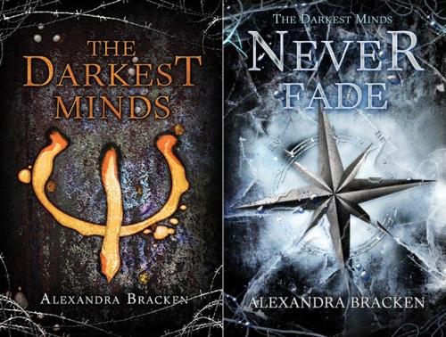 The Darkest Minds Alexandra Bracken Trilogy