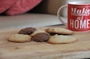 One Recipe Three Cookies Mug