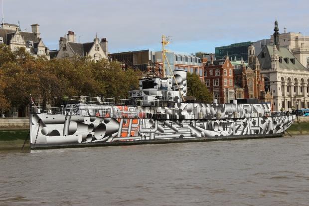 London Boat Ride