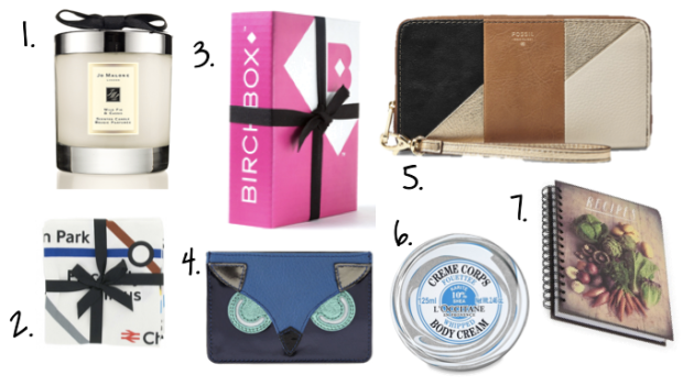 Christmas Accessories and Other Wishlist
