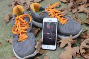 Training Half Marathon Nike App
